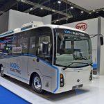 BYD EV Bus