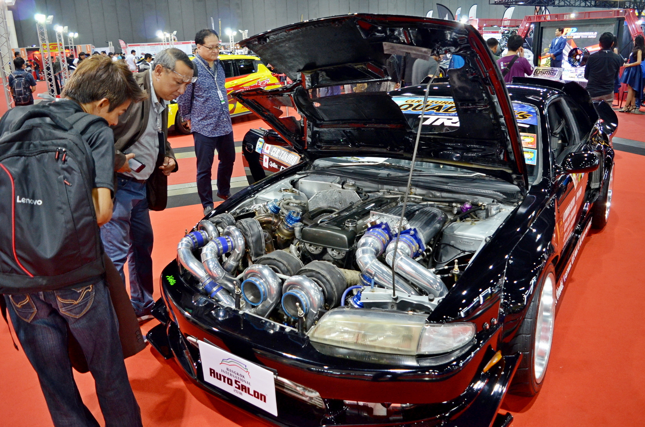 Bangkok Auto Salon set to boost Thai custom car market