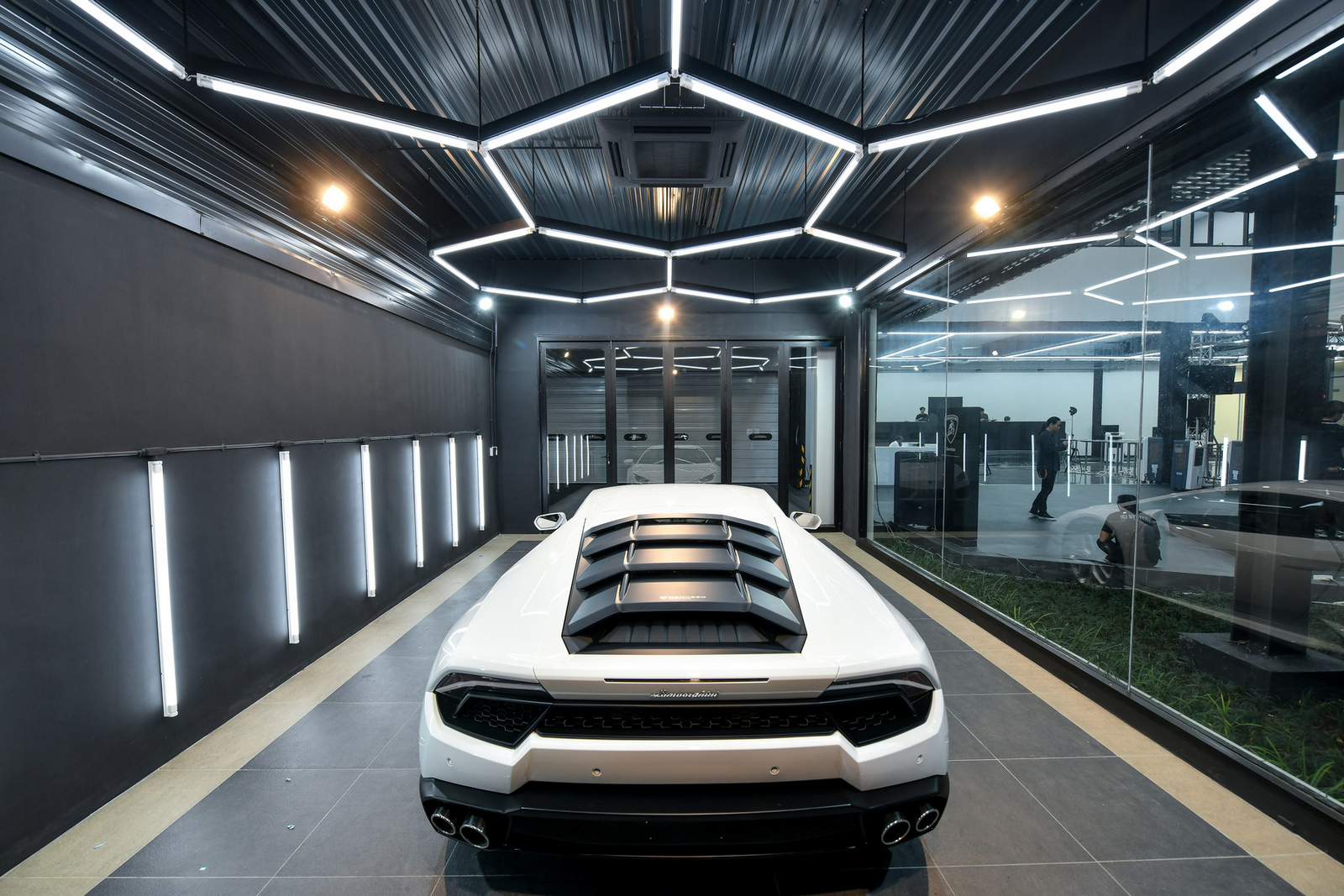 Freedom Harley Davidson >> New Lamborghini showroom and service center officially ...