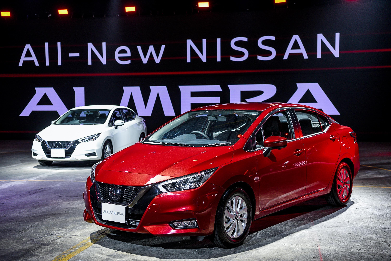 New Nissan Almera Gets 1 0 Liter Turbo Engine Thaiautonews Net